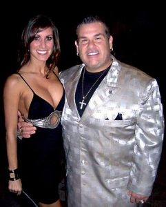Bubba with his ex-wife Heather