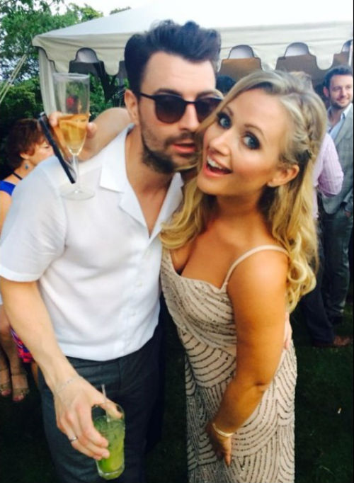 Hayley Mcqueen Has Been A Lucky Lady To Be Blessed With A Perfect Bf