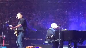 Bruce Springsteen surprises audience at historic Billy Joel concert at Madison Square Garden