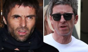 Liam And Noel Gallagher