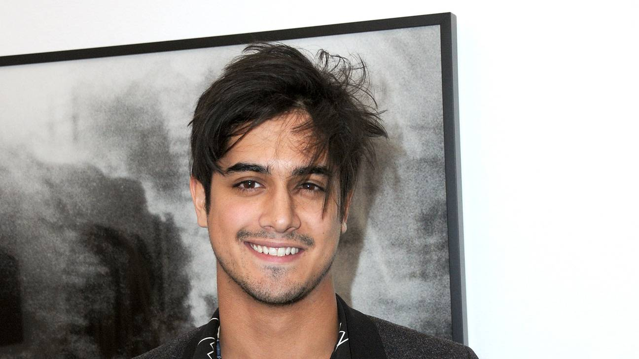 Watch Avan Jogia video