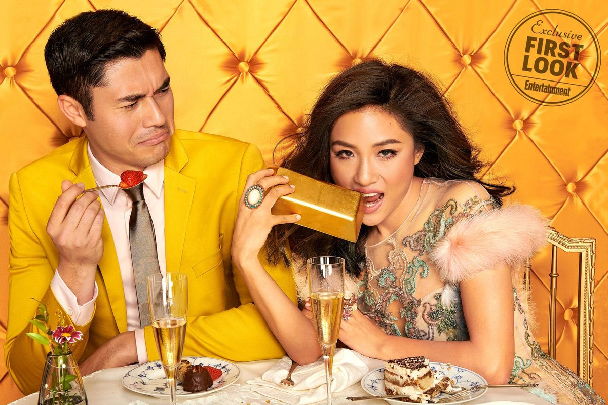 Exclusive First Poster Of Crazy Rich Asians