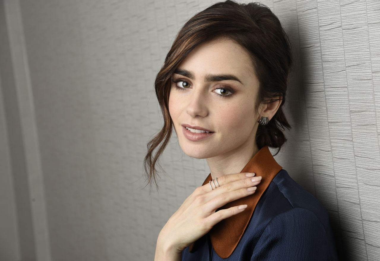 British-American Actress Lily Collins Bio, Wiki, Age ...