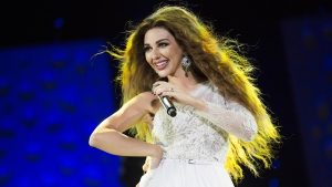 Myriam Fares Performing Live