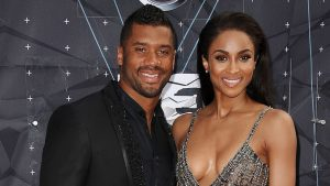 Russell Wilson Wife - Ciara