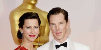 Sophie Hunter and Benedict