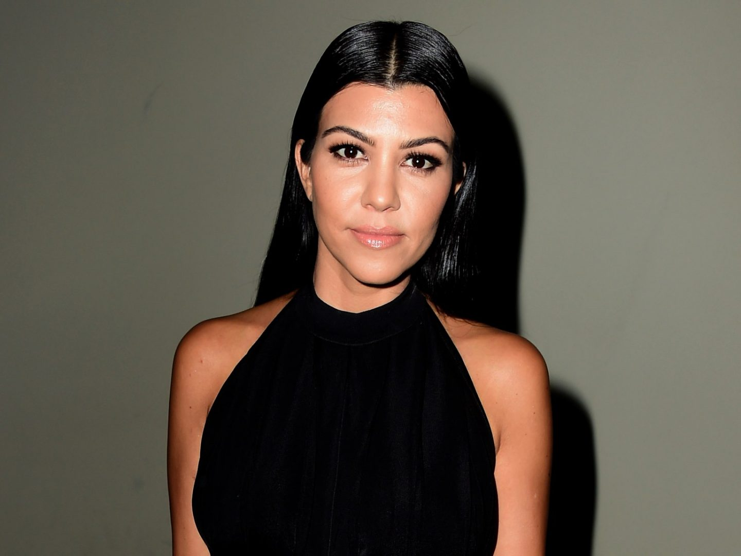 Kourtney Kardashian Bares Her Impeccable Abs in a Sizzling