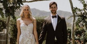 Josh Peck and Paige O'Brien Wedding