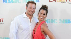 Melissa Rycroft and her Husband Tye Strickland