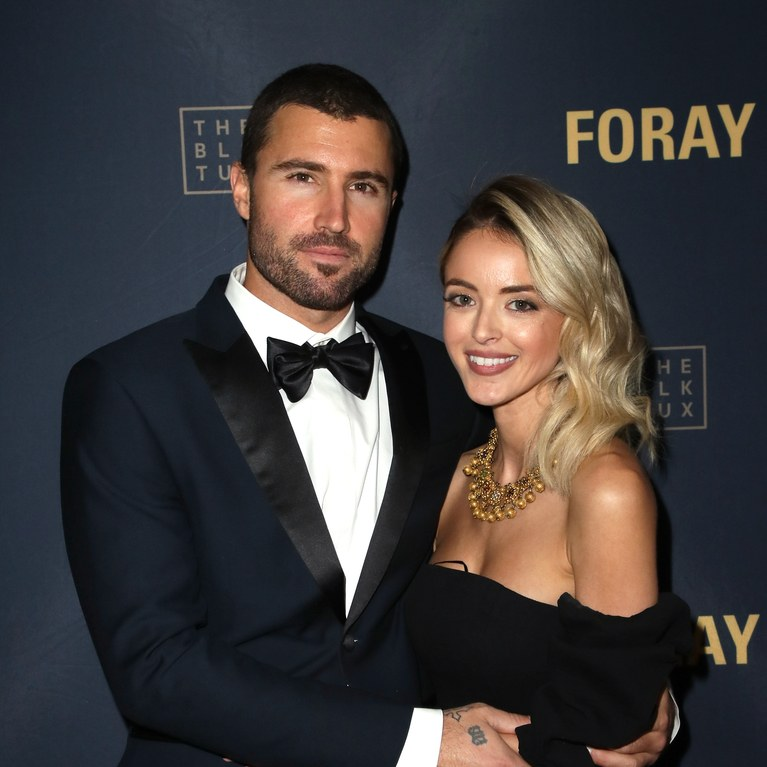 Brody Jenner and Kaitlyn Carter