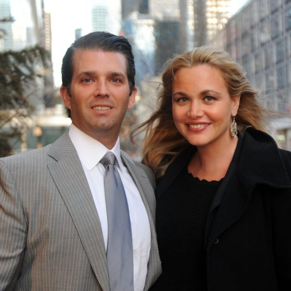 Donald Trump Jr. And Vanessa Trump's Divorce Finalized