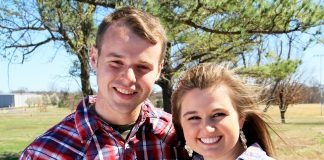 Joseph and Kendra Duggar
