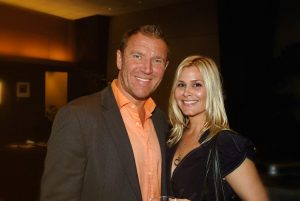 Renny Harlin and his Ex-wife Geena