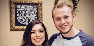 Lauren and Josiah Duggar