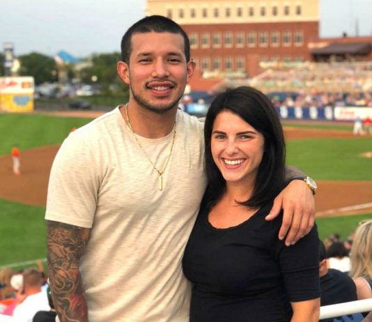 Javi Marroquin and His Wife-To-Be