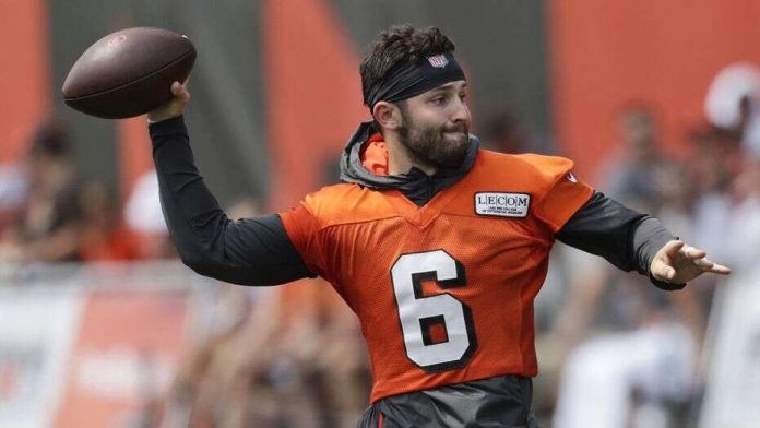 Baker Mayfield Wiki, Bio, Age, Career, Height, Spouse, Team