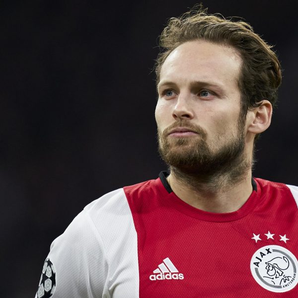 Footballer Daley Blind