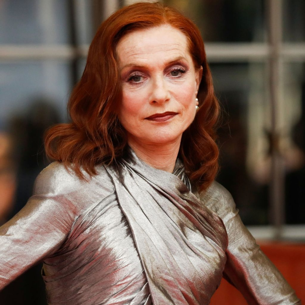 ISABELLE HUPPERT at The Sound Inside Opening Night at