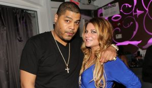 Karen Gravano with Strom
