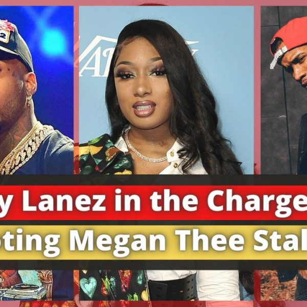 Rapper Tory Lanez in the Charge of Shooting Megan Thee Stallion